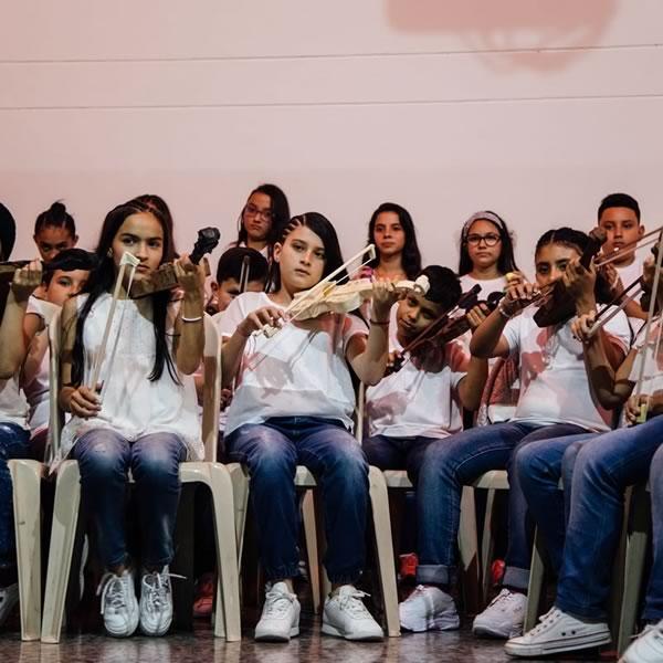 La música, una apuesta para la educación y la formación